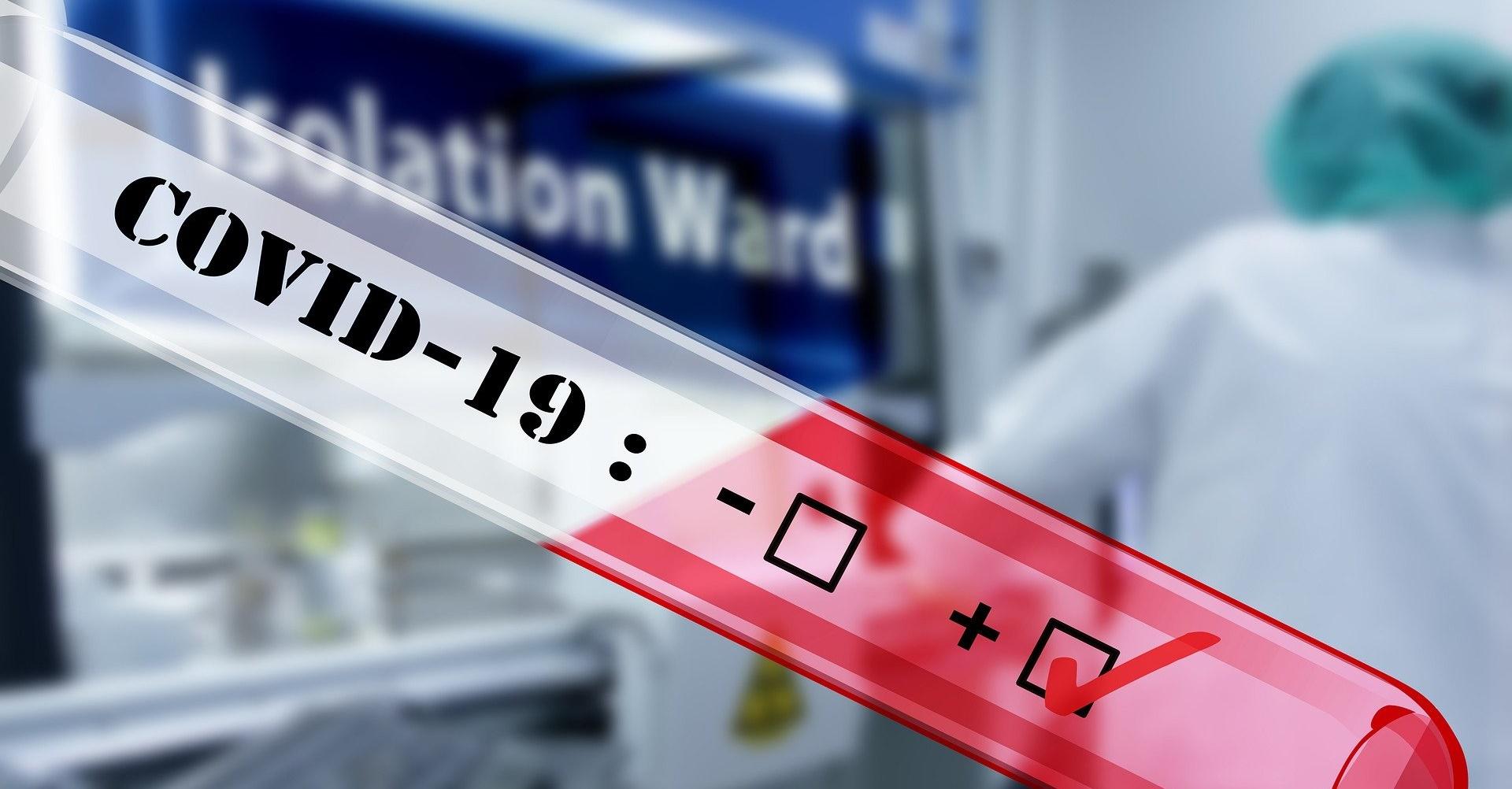 Ilustracja do informacji: Punkty pobrań wymazów do wykonania testu na obecność koronawirusa