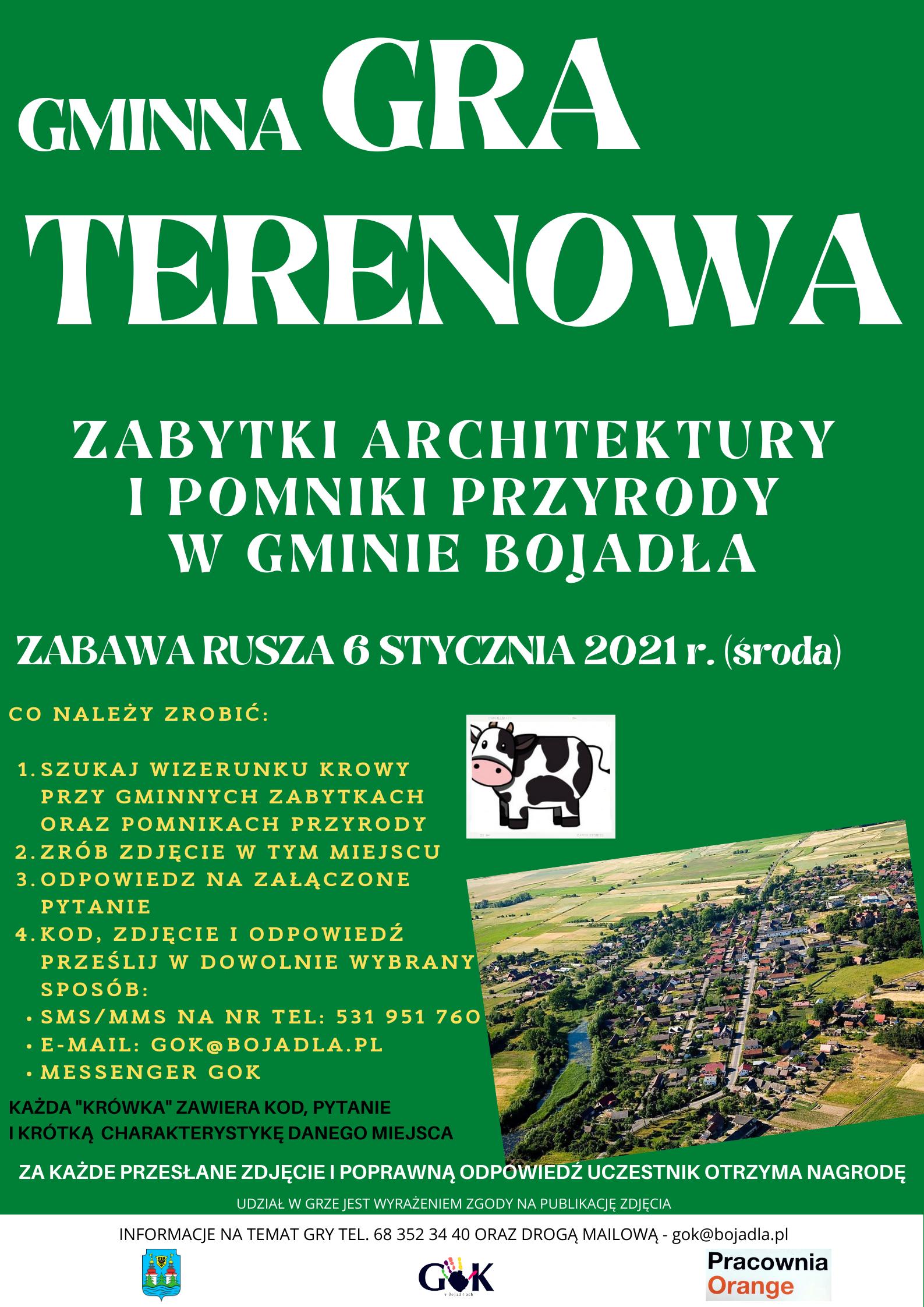 Ilustracja do informacji: Gra Terenowa