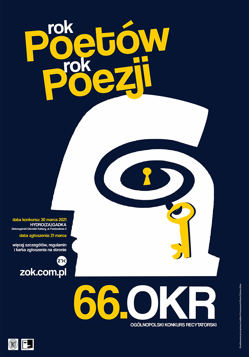 Ilustracja do informacji: 66 Ogólnopolski Konkurs Recytatorski